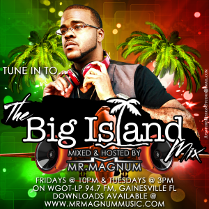 The Big Island Mix by Mr. Magnum Cover Photo